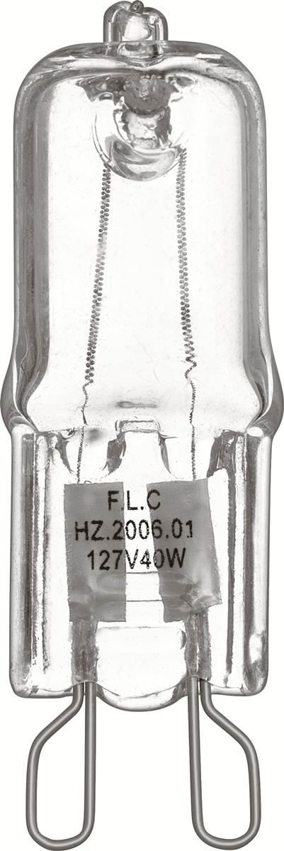 L�mpada Halogena Halopin G-9 Transparente - 60W