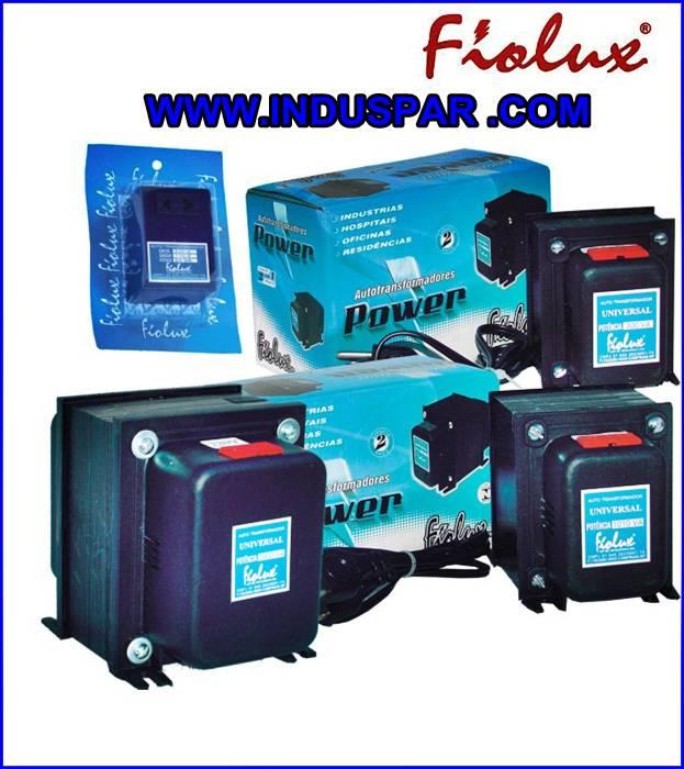 Autotrafo Transformador Power 200 VA