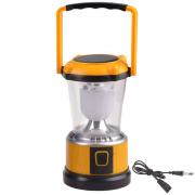 Lanterna Lampi�o Port�til 5 LEDs WMTDS2757 Amarelo