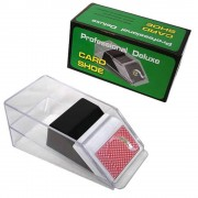 Sabot para 4 Baralhos Distribuidor de Cartas Poker Truco - CBR-1089