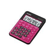 Calculadora de mesa Casio Colorful MS-20NC-BRD 12 d�gitos, Big Display, Preta e Rosa