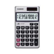 Calculadora de bolso Casio SX-320P-W-DH 8 d�gitos, soltar e bateria, Prata