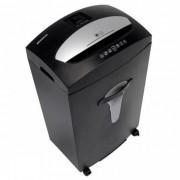 Fragmentadora Menno Secreta S240D - Corta 24 folhas em tiras CD/CC, cesto de 31 litros, Voltagem: 127V