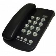 Telefone com fio padr�o para mesa ou parede Bratel KX3014