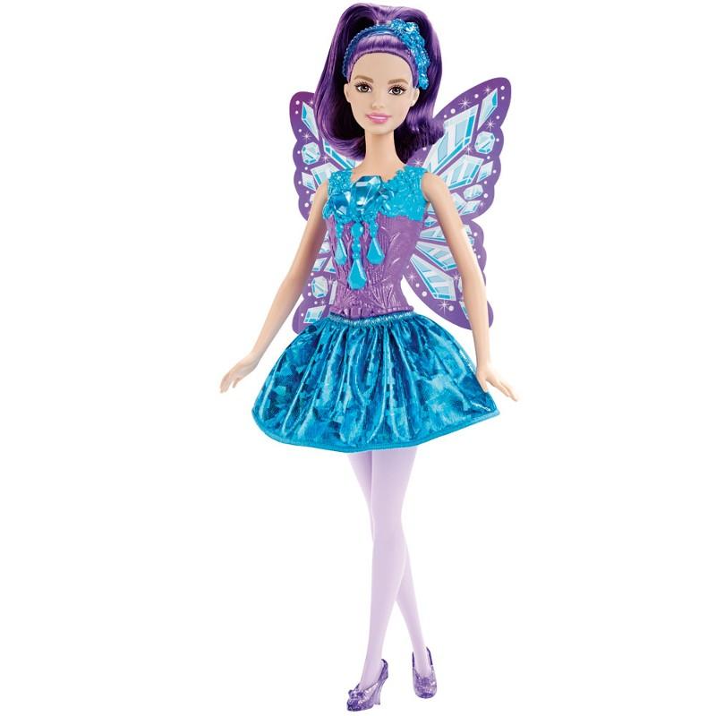 Boneca Barbie Reinos M�gicos Fada do Reino dos Diamantes - Mattel