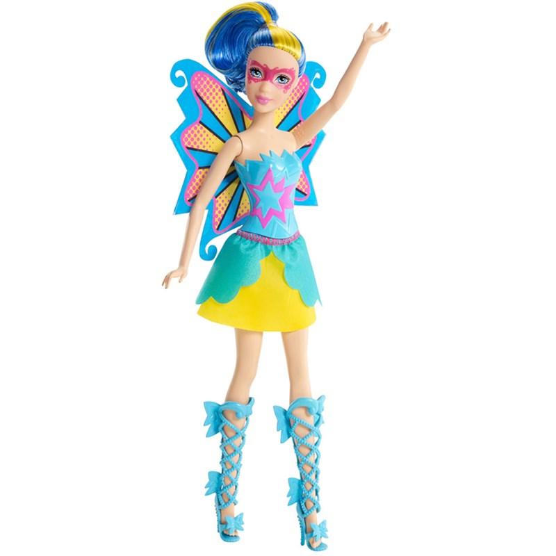 Boneca Barbie Super Princesa G�meas Abby Azul - Mattel