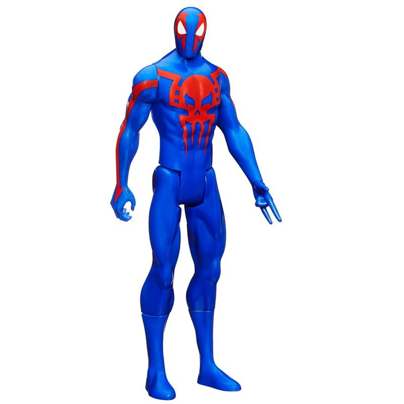 Boneco Ultimate Spider-Man Web-Warriors Titan Hero Series Spider-Man 2099 - Hasbro