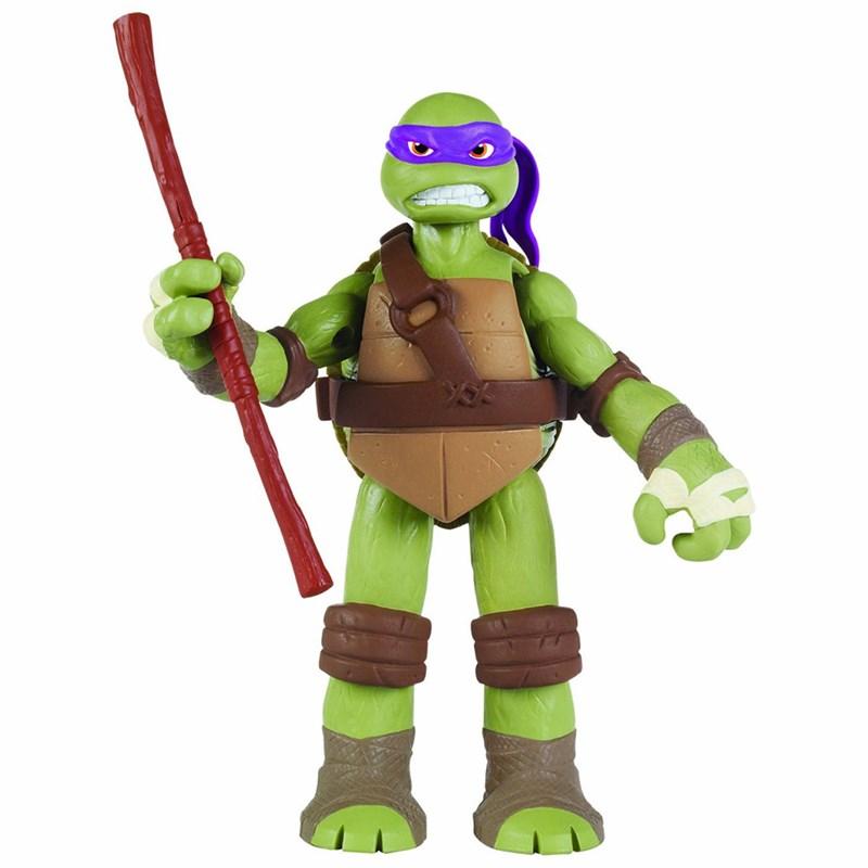 Tartaruga Ninja Donatello Figura de a��o com som - Multikids