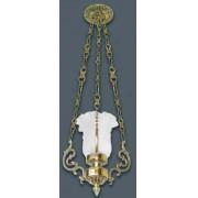 Lustre Lampi�o Turibulo em Bronze Cod 161