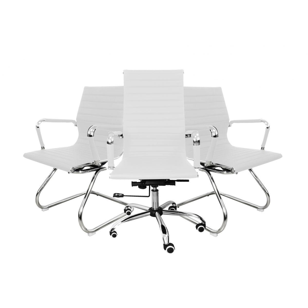 Cadeiras De Couro Escritorio Etna Novas Pictures to pin on Pinterest #555650 1200x1200