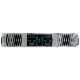 PP2002 - Amplificador Est�reo 2 Canais 2000W PP 2002 - Attack