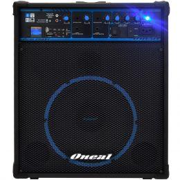 OCM390BT - Cubo Multiuso Ativo 80W c/ Bluetooth e USB OCM 390 BT - Oneal