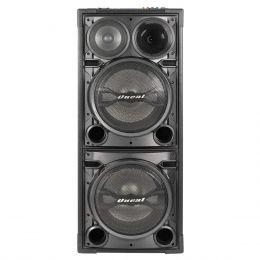 OPB3000 - Caixa Ativa c/ Microfone s/ Fio / Bluetooth e USB 1200W OPB 3000 - Oneal