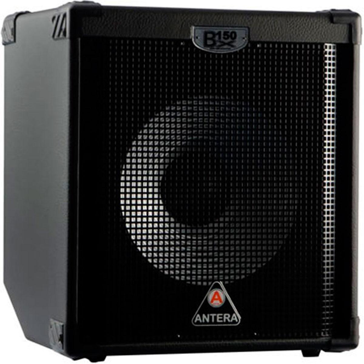 BX150 - Amplificador Combo p/ Contrabaixo 150W Preto BX 150 - Antera