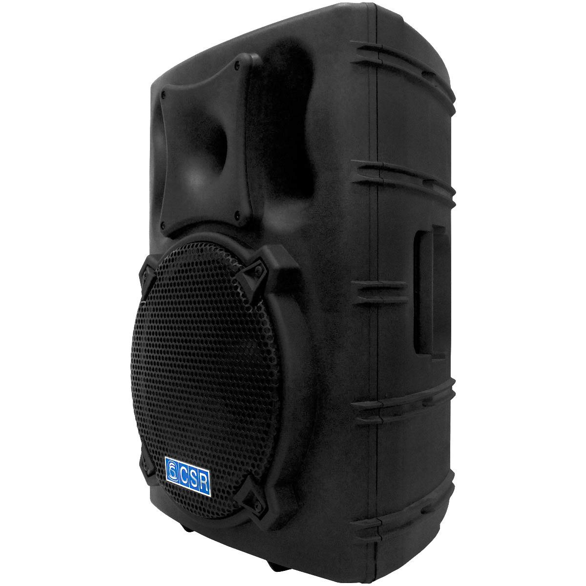 CSR3000A - Caixa CSR 3000 A Ativa 200W com 3 entradas com Eco