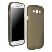 Capa de TPU Premium para Samsung Galaxy Gran Duos I9082 - Cor Grafite