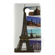 Capa Personalizada Turismo Europeu para Sony Xperia ZQ