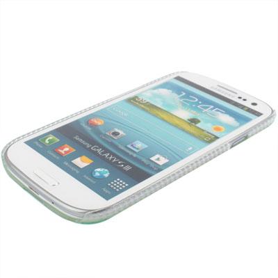 Capa colorida s�rie bandeira Brasil para Samsung Galaxy S3 S III i9300