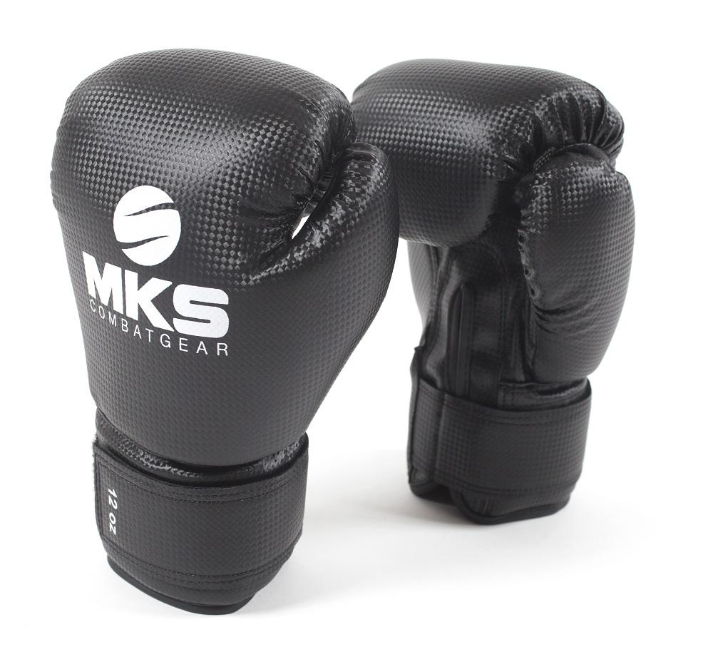 Luva de Boxe �Professional�  Preta - MKS