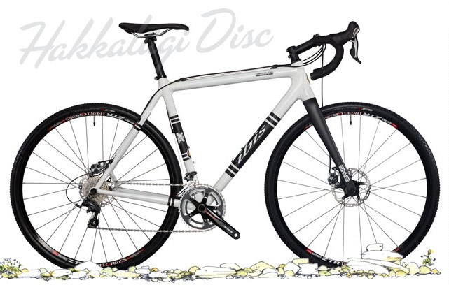 Bicicleta Ciclocross Ibis Hakkalugi Disc