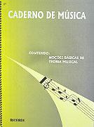 Caderno de M�sica Grande