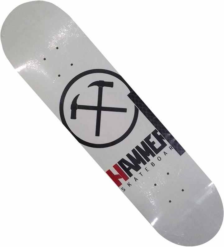 Shape Hammer Martelo Branco 7.75