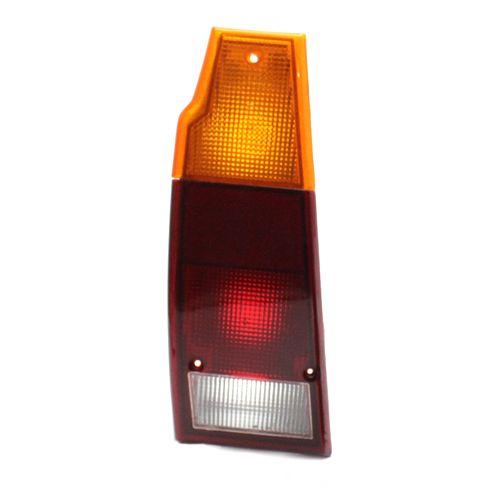 Lanterna Traseira Do Volkswagen Parati Saveiro 85 86 87 88 89 90 91 92 93 94 95 96 97 Acr�lico Tricolor (Lado Esquerdo - Motorista)