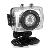 C�mera Multilaser Filmadora Esporte Prova D'agua 14MP Filmagem em HD - Bob Burnquist - DC180