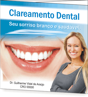 Folder CLAREAMENTO DENTAL - Ref. 3151