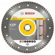 Disco Diamantado Turbo Universal 4 pol - 105 mm - BOSCH