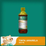 500ml Tinta Amarela para Epson Sublim�tica