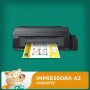 Impressora Epson L1300 com 500ml Tinta Corante
