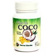 �leo de Coco - 60 C�psulas - Terra Verde
