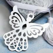Marca-P�ginas Anjo da Paz - Lembran�a Para Padrinhos ou Convidados