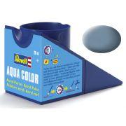 Tinta Acr�lica Revell Aqua Color Cinza Fosco - Revell 36157