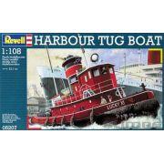 Harbour Tug Boat (Rebocador) - 1/108 - Revell 05207