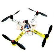 Quadric�ptero IFly ST360 EMAX com Controladora QQ Super Thunder - Kit