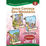 Hist�rias B�blicas para Todas as Idades - Novo Testamento - Vol 2