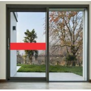 404 - Faixa de seguran�a para vidro com 20cm - Escolha a cor