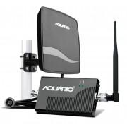Mini Repetidor Celular e 3g Aquario 1800mhz mod RP1855