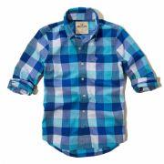 2f2739c38f hollister camisas xadrez