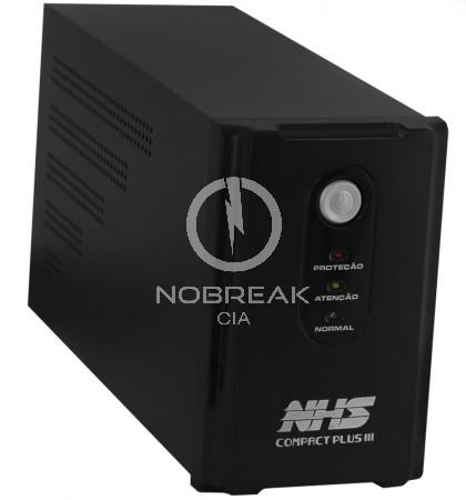 Nobreak NHS Compact Plus III 1400 VA