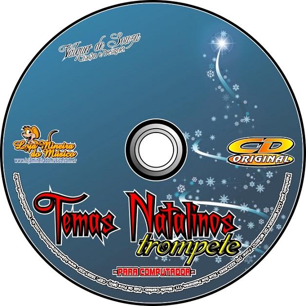 TROMPETE Partituras de Natal com Midi e MP3 Playbacks Natalinos