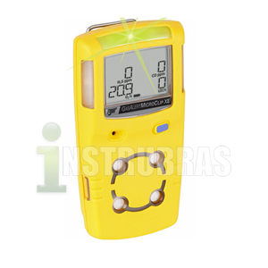 Detector de 4 gases  GasAlert Microclip XL BW (Espa�o Confinado)