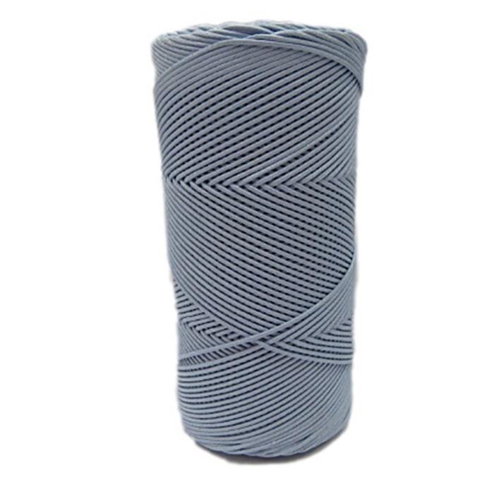 Cord�o encerado fino azul bebe (4630) 10mts- CDF011