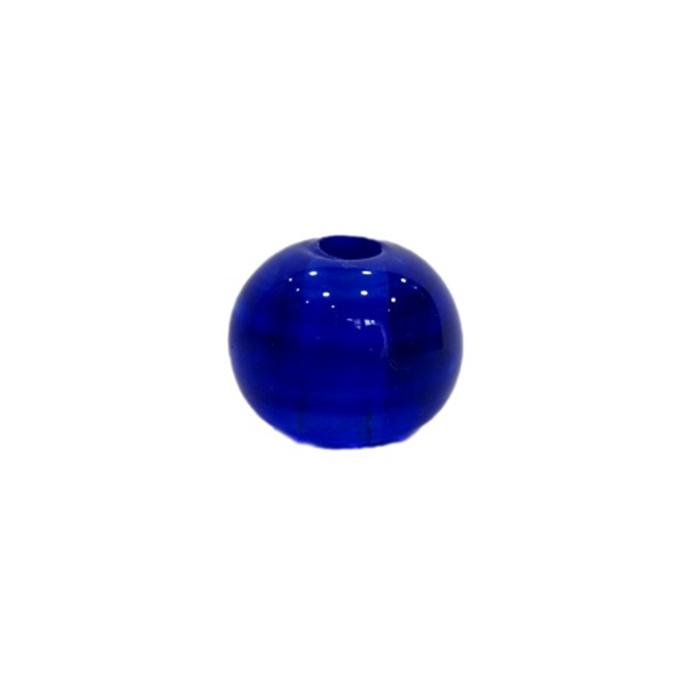 Bola de murano M azul�o- MU086