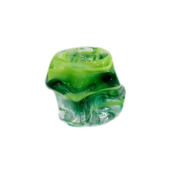 Meteoro de murano GG verde/ verde pistache- MU227