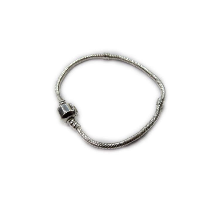 Pulseira Pandora n�quel 18 cm - PAN005