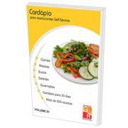 Card�pio para Restaurantes Self-Service - Volume 1