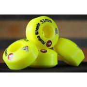 Roda Moska Yellow Rock 51mm